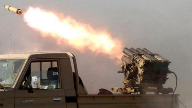 Irak'ta ABD'nin askeri üssüne füze saldırısı