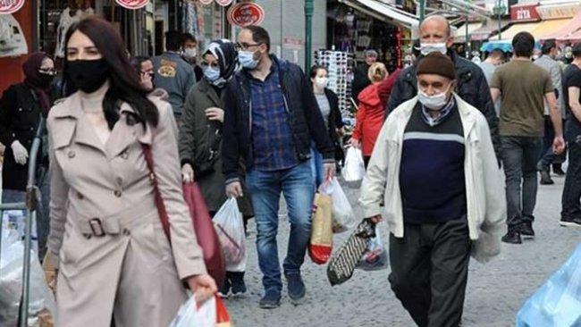 Dersim'de maskesiz sokağa çıkmak yasaklandı