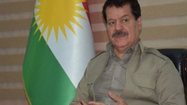 Dr. Kemal Kerkuki: Saldırıların artması 16 Ekim ihanetinin sonucudur