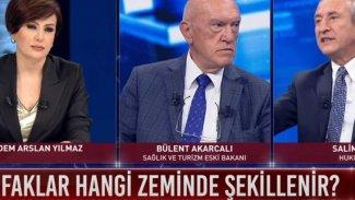 Haber spikerinin 'HDP' ile ilgili sözleri tepkiye neden oldu