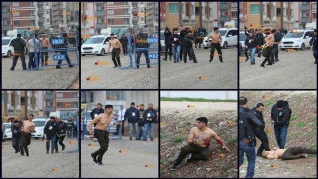 Kemal Kurkut'u vuran polis hakkında istenen ceza belli oldu