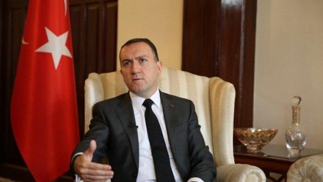 Türkiye'nin Bağdat Büyükelçisi'nden PKK açıklaması