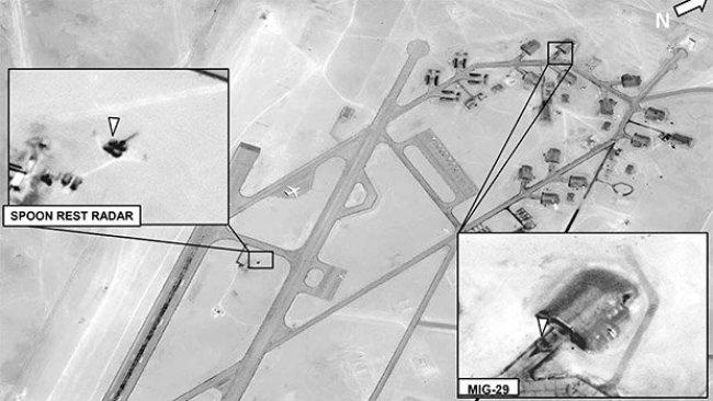 ABD, Rusya Libya'da savaş uçaklarını kullanmaya başladı