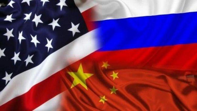 Rusya ve Çin'den ABD'ye yaptırım tepkisi