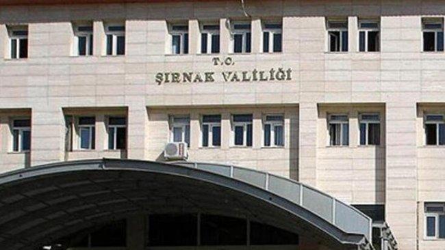 Valilikten Şırnak'taki patlamaya ilişkin açıklama