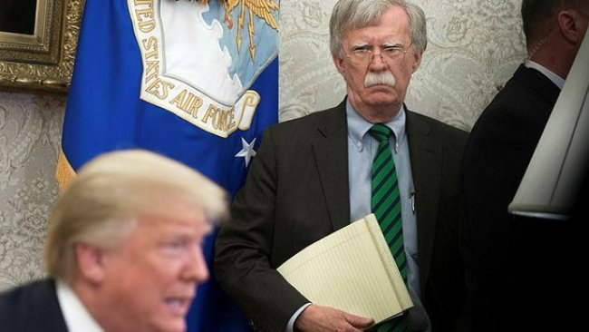 ABD mahkemesinden John Bolton'ın kitabına onay