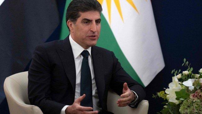 Başkan Neçirvan Barzani Bağdat'ta!