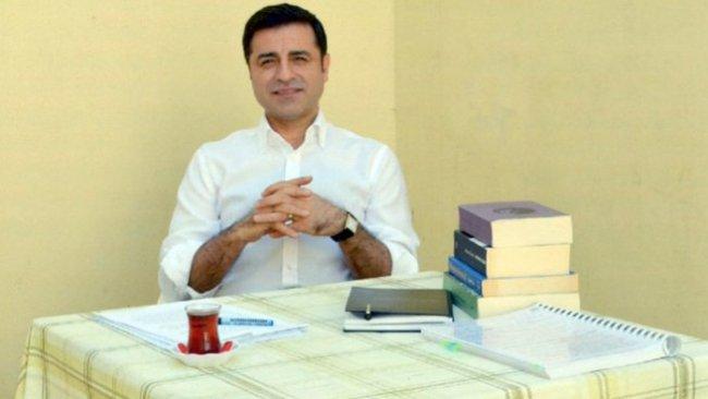 HDP: Demirtaş, siyasi rehinedir...