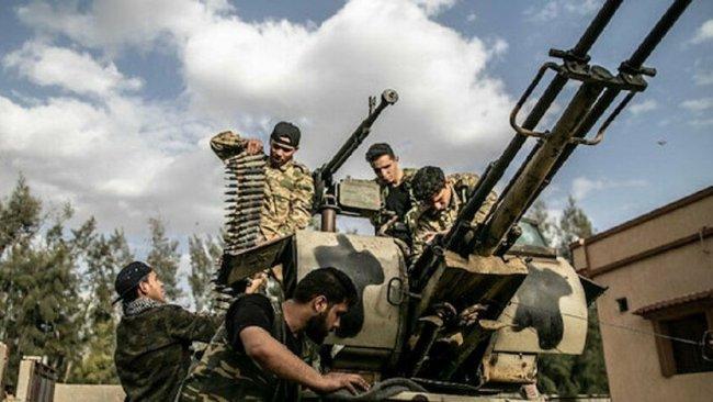 Trablus merkezli Ulusal Mutabakat Hükümeti: Sisi'nin açıklamaları savaş ilanıdır
