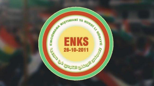 ENKS'den Başkan Barzani'ye teşekkür