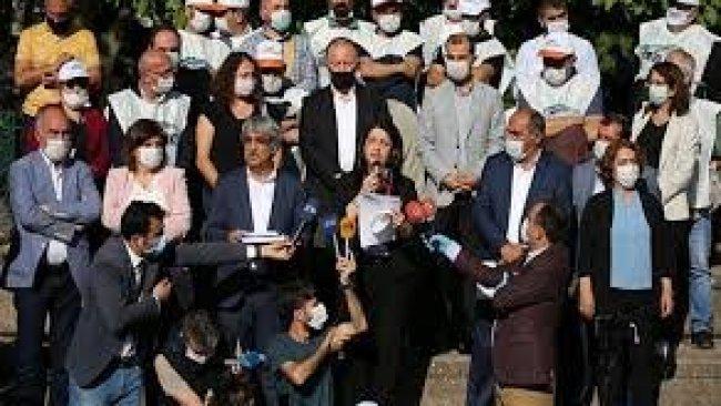 HDP: Kürt sorunu demokratik ve barışçı yollarla çözülmelidir