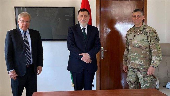 ABD heyetinden Libya'da müzakereye dönüş çağrısı