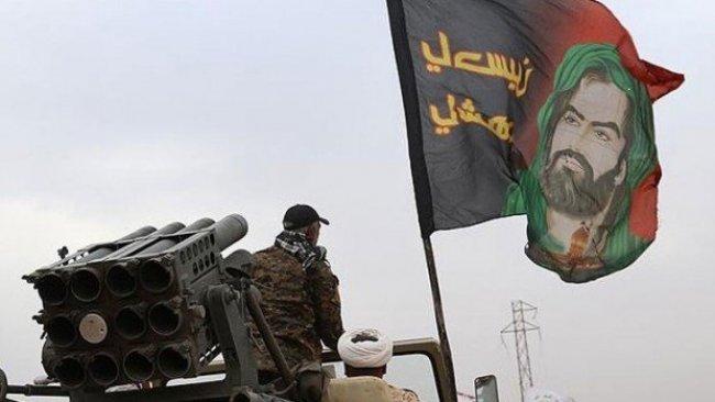 Haşdi Şabi, Zummar'da yeni bir askeri güç oluşturdu