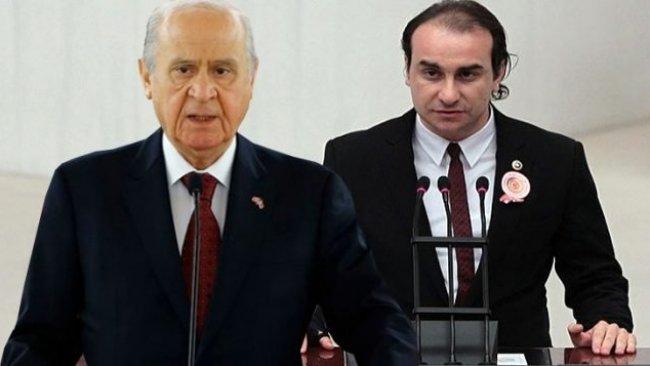Türkeş'in oğlu MHP'yi tehdit etti