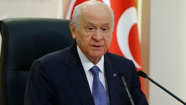 Devlet Bahçeli, Yürüyüşü hedef aldı, Kürtler arası birliği ihanet saydı