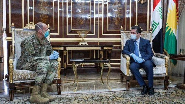 'Kürdistan Bölgesi ABD'nin stratejik müttefikidir'