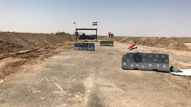 RT: PKK, Ninova'da Irak polis noktasını ele geçirdi