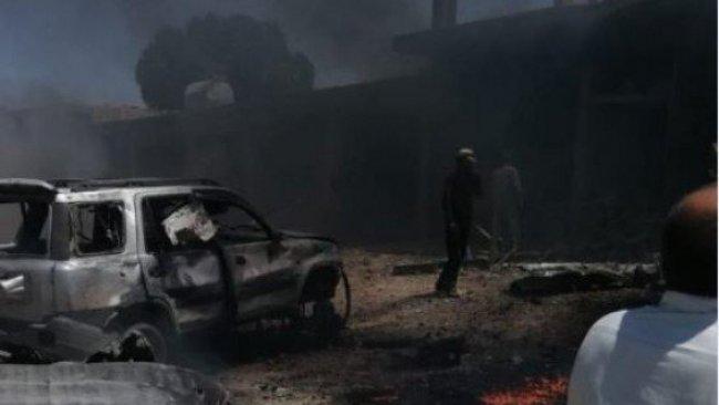 Serêkaniyê'de patlama: Ölü ve yaralılar var