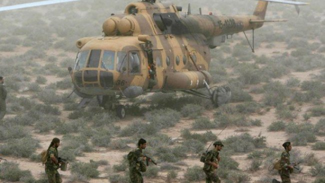 YRK: İran güçleri sınır bölgesinde operasyon başlattı