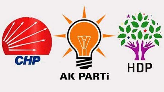 AK Parti'den HDP ve CHP'ye ziyaret