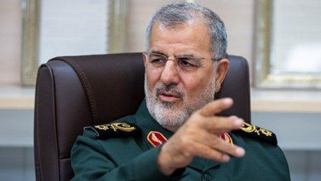 İranlı generalden Irak ve Kürdistan Bölgesi'ne çağrı