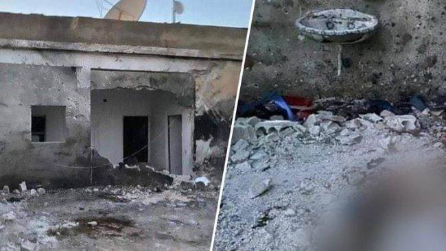 Kobane'de bir eve SİHA saldırısı: 3 ölü