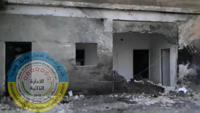 Rojava Özerk Yönetimi'nden Kobane'deki saldırıya ilişkin açıklama