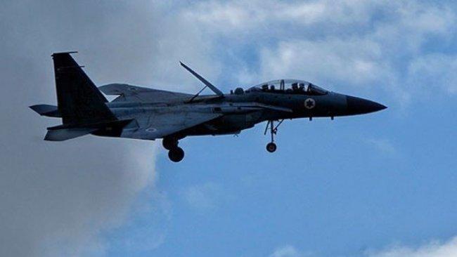 SANA: Suriye'de askeri noktalar bombalandı
