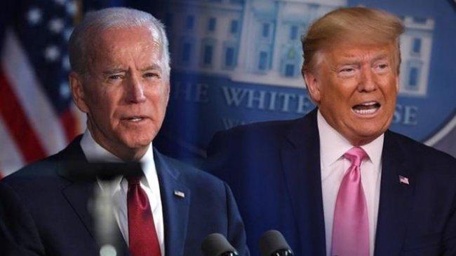 ABD Başkanı Donald Trump, anketlerde Demokrat rakibi Joe Biden'ın 14 puan gerisinde kaldı!