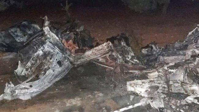 ABD, İdlib'de hava saldırısı düzenledi