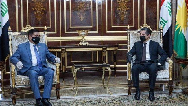 'Irak Ordusu ile Peşmerge güçleri arasında iyi bir koordinasyon gerekiyor'