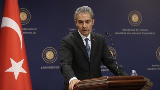 Türkiye'den ABD'nin PKK raporuna tepki