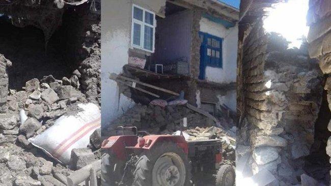 Valilikten Van depremine ilişkin açıklama