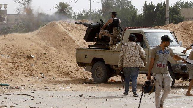 3 ülkeden Libya'daki taraflara 'çatışmalara son verin' çağrısı