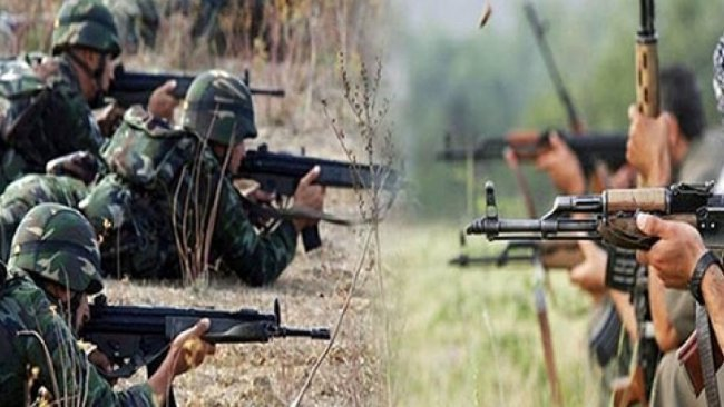 Dersim'de çatışma: 3 PKK'li hayatını kaybetti