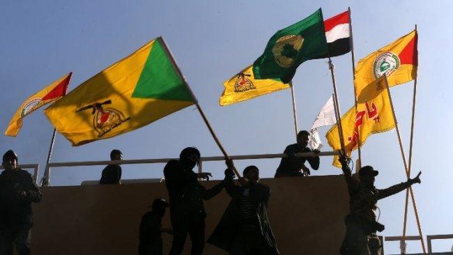 Irak'ta Haşdi Şabi karargahlarına baskın!