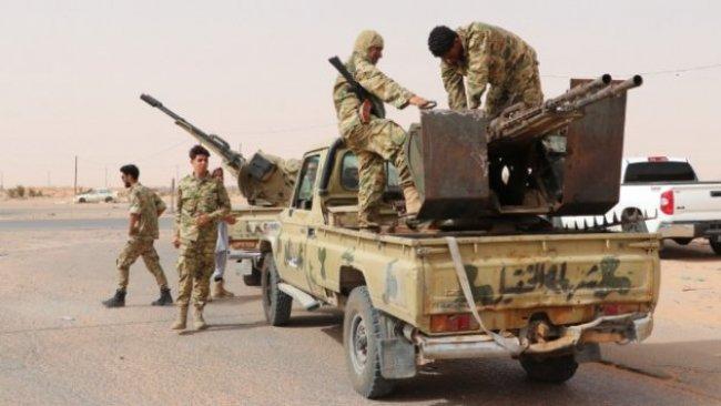 'Libya'nın ikinci Suriye olma potansiyeli var'