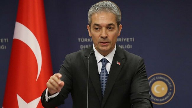 Türkiye'den Irak'a: Kara propagandaya alet olmayın