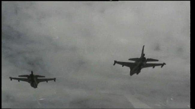Suriye'de İran milislerine ikinci hava saldırısı: 9 ölü