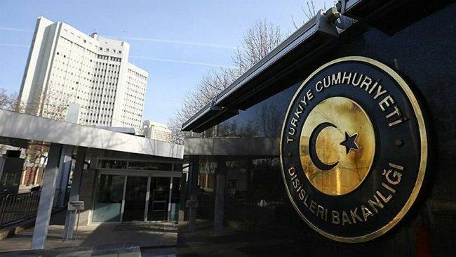 Türkiye Dışişleri Bakanlığı'ndan ABD'nin yayınladığı rapora tepki