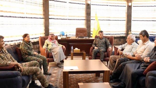 YPG'nin çağrı yaptığı aileler şartlarını 3 madde şeklinde açıkladı