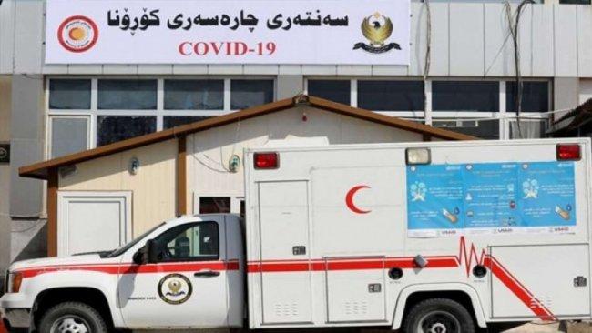 Kürdistan Bölgesi'nde Kovid-19 salgınında son durum