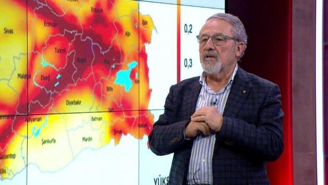 Prof Görür uyardı: En az 7.3'lük deprem geliyor