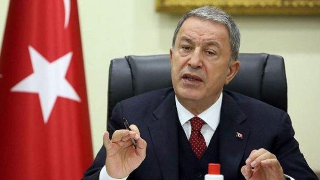 Türkiye Milli Savunma Bakanlığı'ndan Haftanin açıklaması