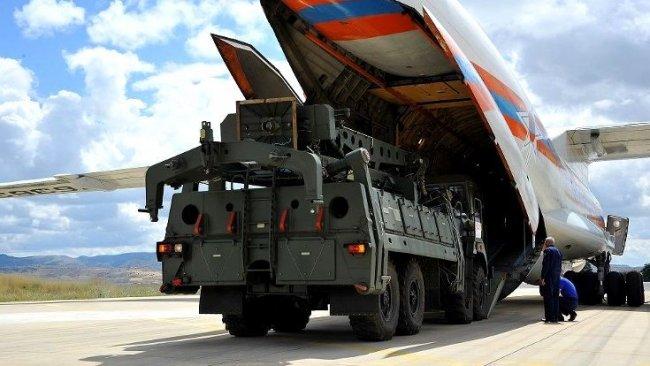 ABD'de S-400 önerisi: Türkiye'den biz alalım