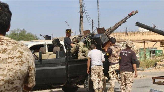 Almanya: Libya'ya silah gönderen ülkelerin isimleri açıklanmalı