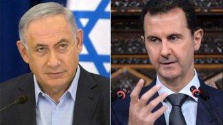 Netanyahu'dan Esad'a: İran'ı Suriye'den çıkarmazsan, rejiminin geleceği tehlikeye girer