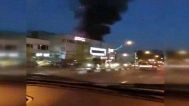 Tahran'da patlama: 17 ölü