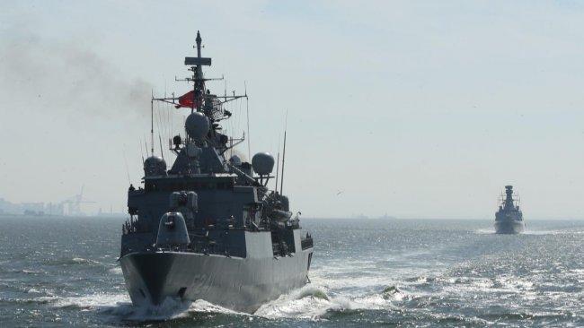 Fransa Akdeniz'deki NATO görevinden çekildi