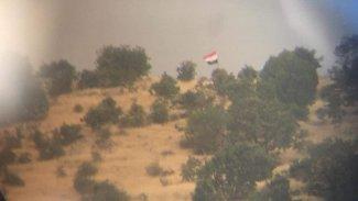 Irak ordusu Haftanin sınırında!